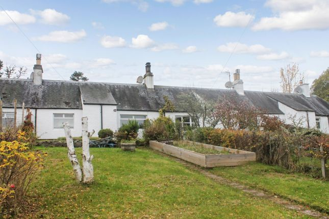 Thumbnail Terraced bungalow for sale in Glenlia, Foyers, Inverness