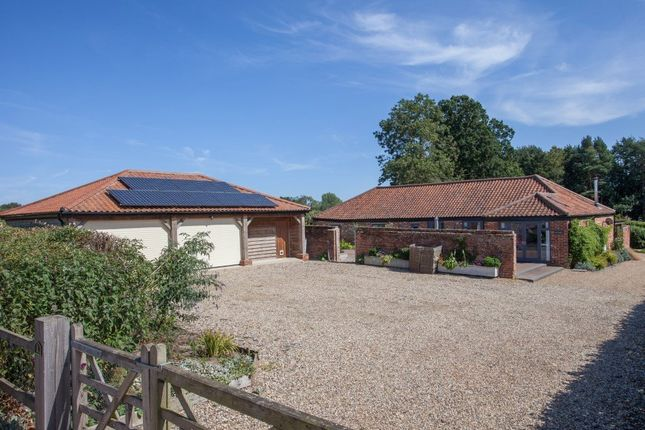 Barn conversion for sale in Nowhere Lane, Whitwell, Norwich