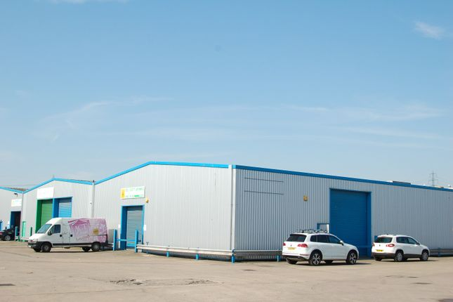 Thumbnail Light industrial to let in 4, 5 Newport Business Centre, Corporation Road, Newport