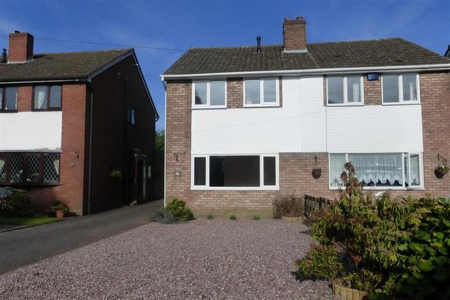Thumbnail Property to rent in Woodford Crescent, Chase Terrace, Burntwood