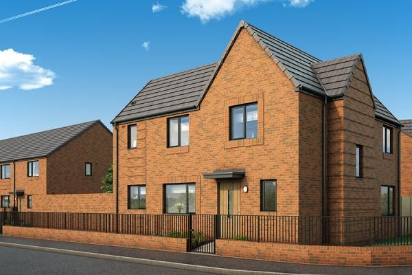 """Thumbnail Property for sale in """"The Hebden At Connell Gardens Phase 3"""" at Hyde Road, Manchester"""