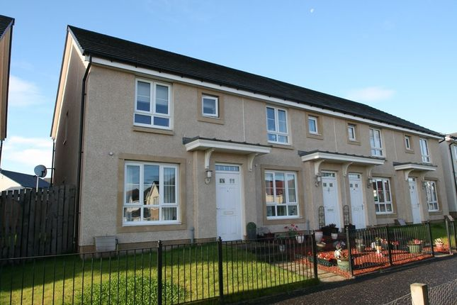 Thumbnail End terrace house for sale in Church View, Winchburgh, Broxburn
