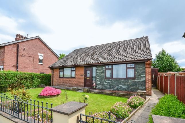 Thumbnail Detached bungalow for sale in Liverpool Road South, Burscough, Ormskirk
