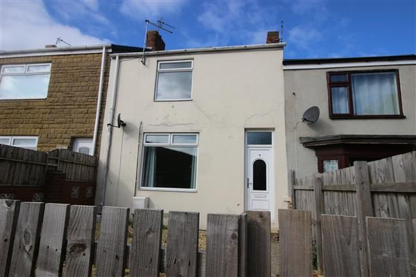 Thumbnail Terraced house to rent in Moor View, Thornley, Durham