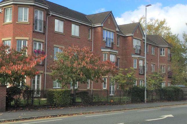 Thumbnail Flat to rent in Hampton Court, Wilmslow