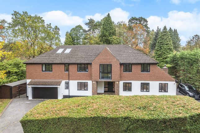 Thumbnail Detached house for sale in Golf Club Road, Hook Heath, Woking