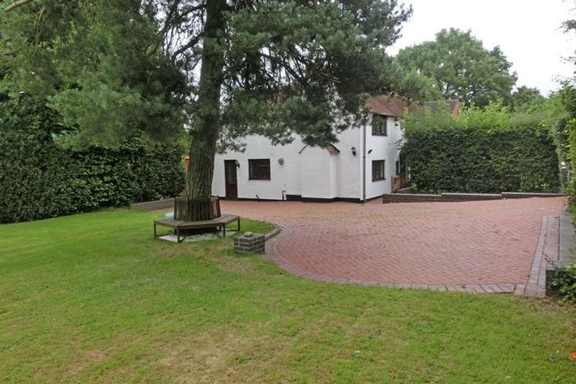 Thumbnail Cottage for sale in Bell Green Lane, Headley Heath, Birmingham