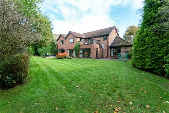 Thumbnail Detached house for sale in The Coppice, Hale Barns, Altrincham