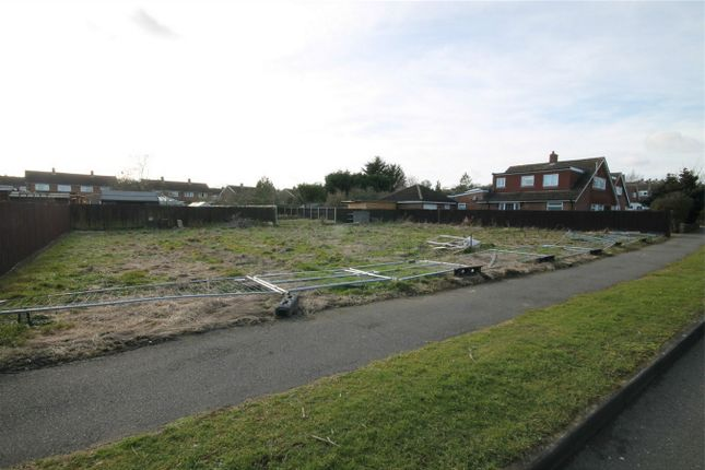 Thumbnail Land for sale in Falcon Avenue, Bedford