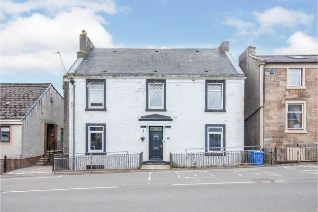 3 bed flat for sale in 2 New Street, Dalry KA24