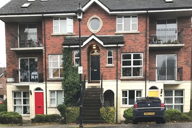 Thumbnail Flat to rent in Ardenlee Close, Ravenhill, Belfast