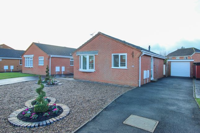 Thumbnail Detached bungalow for sale in Hoylake Avenue, Walton, Chesterfield