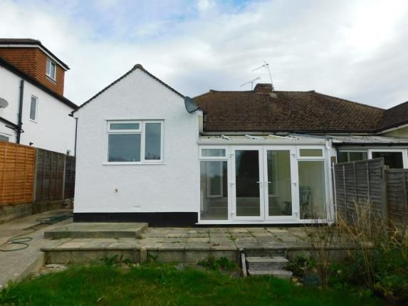 Rear View of Royston Road, Bearsted, Maidstone, Kent ME15