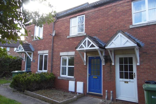 Thumbnail Terraced house to rent in Farringdon Avenue, Hereford