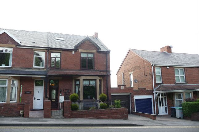 Thumbnail Semi-detached house for sale in Station Road, Stanley, Co Durham