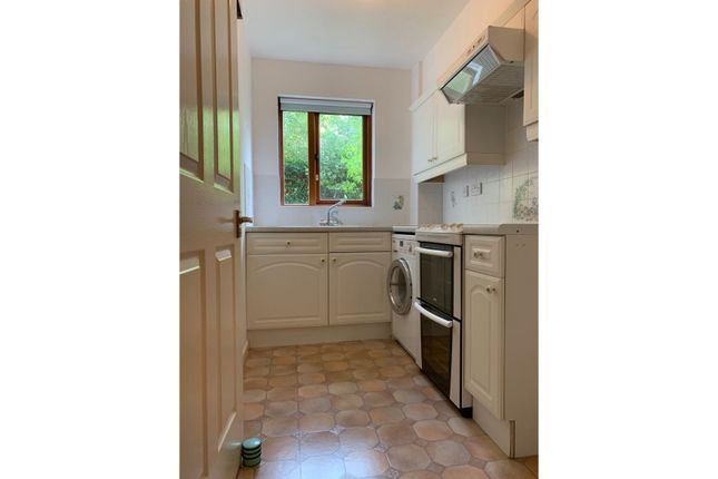 Kitchen of Wooland Court, Fleet GU52