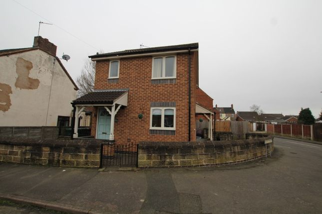 2 bed detached house to rent in Hall Street, Swadlincote DE11