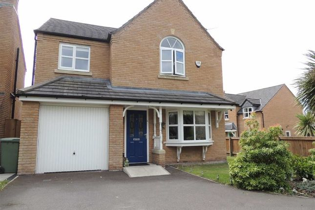 Thumbnail Detached house for sale in Eastwood Drive, Marple, Stockport