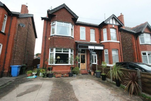 Thumbnail Semi-detached house for sale in Northenden Road, Sale