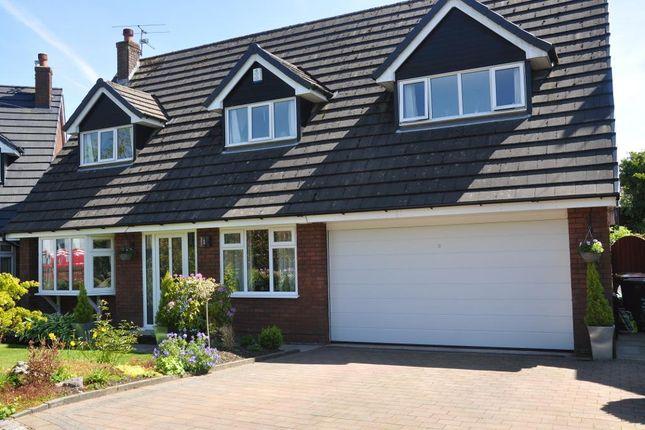 Thumbnail Detached house for sale in Oban Court, Grimsargh, Preston, Lancashire