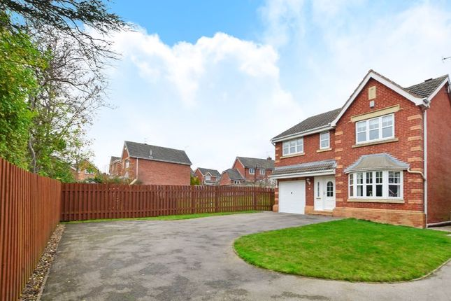 4 bed detached house for sale in Toll House Mead, Mosborough, Sheffield S20