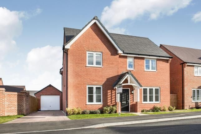 Thumbnail Detached house for sale in Barley Fields, Long Marston, Stratford Upon Avon, Warwickshire