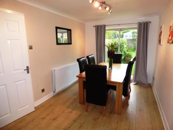 Dining Area of Broadwood Close, Disley, Stockport, Cheshire SK12
