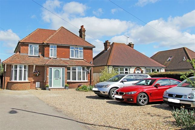 Thumbnail Detached house for sale in The Street, Bapchild, Sittingbourne, Kent