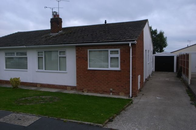 Thumbnail Semi-detached bungalow to rent in Coed Bedw, Abergele