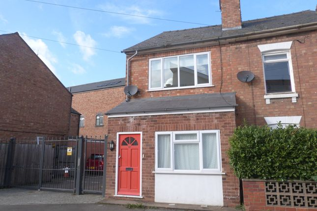 Thumbnail End terrace house to rent in Little Southfield Street, Worcester