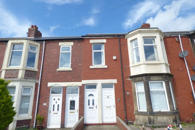 Thumbnail 3 bedroom flat for sale in East View Terrace, Dudley, Cramlington