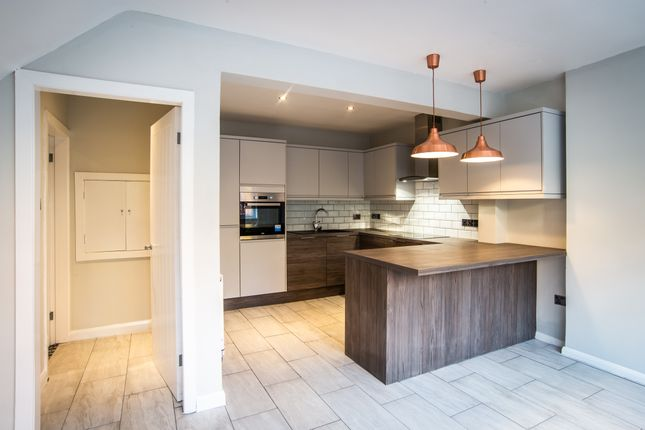 Thumbnail Mews House To Rent In Castle Mews Nottingham
