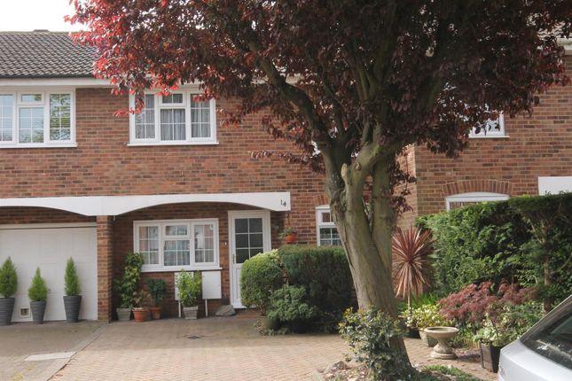 Thumbnail Terraced house for sale in Malvern Road, Farnborough