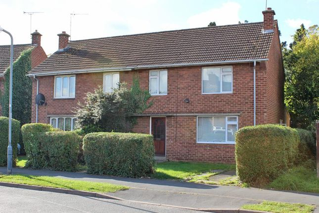 Thumbnail Semi-detached house to rent in Southway, Leamington Spa