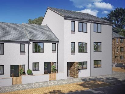 Thumbnail Town house for sale in Foundry Road, Dolcoath, Camborne, Cornwall