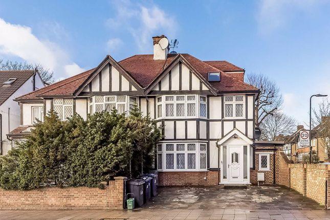 5 bed semi-detached house for sale in Gunnersbury Lane, London W3