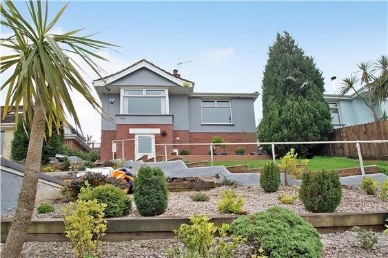 Thumbnail Detached bungalow for sale in Rhodanthe Road, Preston, Paignton