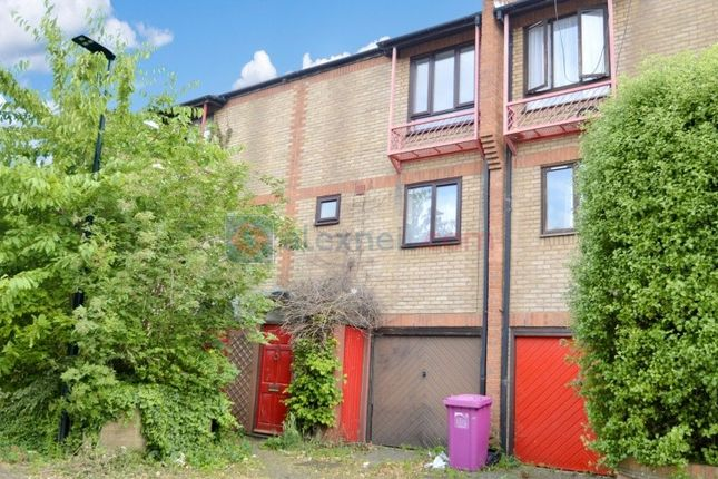 Thumbnail Terraced house for sale in Caledonian Wharf, London