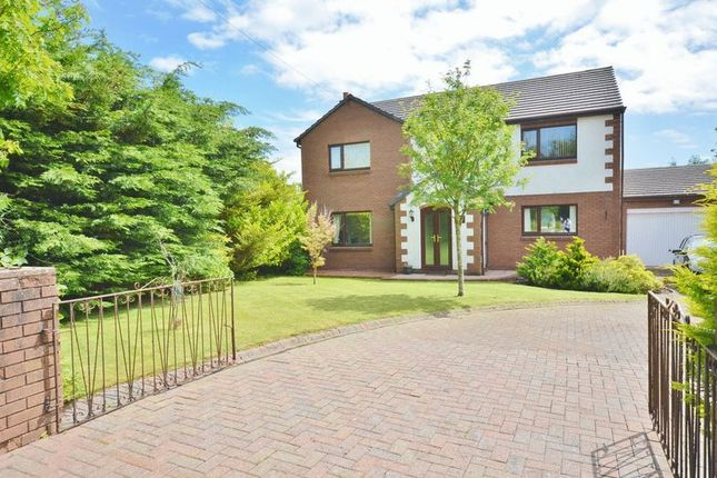 Thumbnail Detached house to rent in Stainburn Road, Stainburn, Workington
