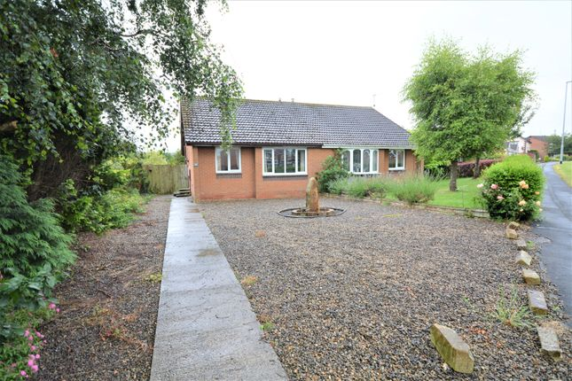 Thumbnail Bungalow for sale in Shawbrow View, Bishop Auckland, Durham