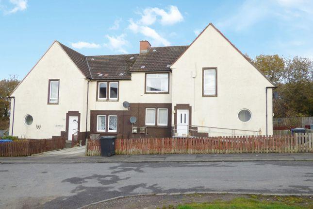 Front View of Rorison Place, Ashgill, Lanarkshire ML9