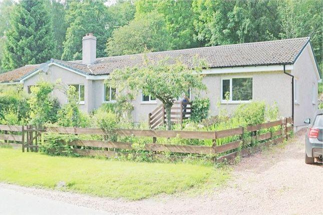 Thumbnail Semi-detached house for sale in 4, Dalcroy Cottages, Tummel Bridge Pitlochry PH165Nt