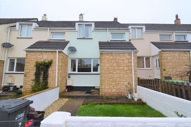 2 bed terraced house to rent in Church Meadow, Landkey, Barnstaple EX32