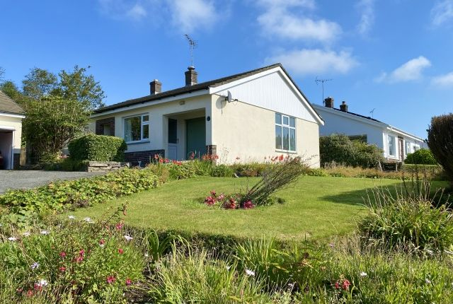 2 bed bungalow for sale in Sunnyside Meadow, Camelford PL32