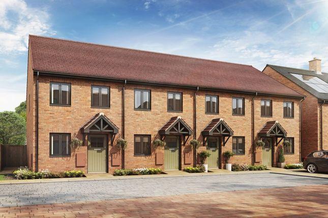 Thumbnail Terraced house for sale in Brooklands Cheltenham Road, Evesham