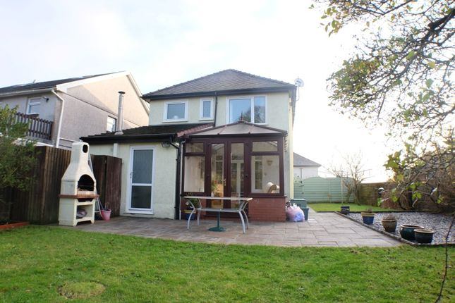 Thumbnail Detached house to rent in Joiners Road, Three Crosses, Gower
