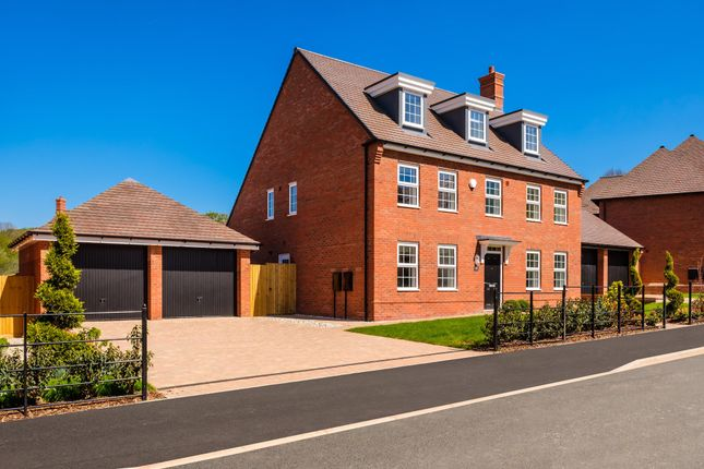 "Thumbnail Detached house for sale in ""Florentine House"" at Wedgwood Drive, Barlaston, Stoke-On-Trent"
