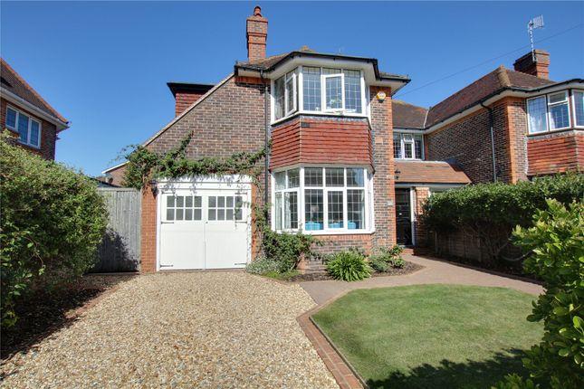 Semi-detached house in  Heene Way  Worthing  West Sussex B Brighton