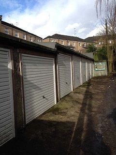 Studio to rent in Hayburn Lane Garages, Glasgow