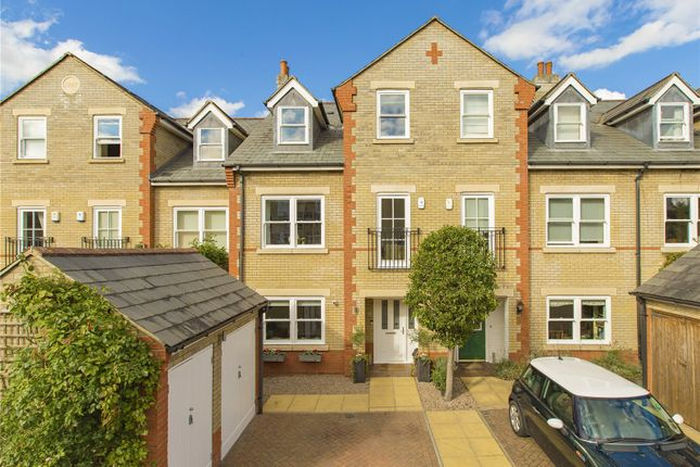 Thumbnail Terraced house for sale in St Barnabas Court, Cambridge